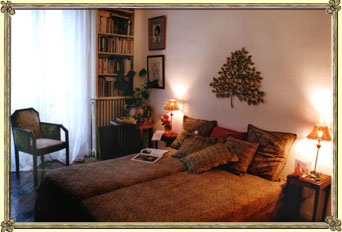 Here is one accomodation that Alcove & Agapes recommends